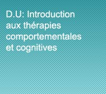 Introduction aux thérapies comportementales et cognitives